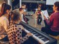 Musikkutdanning i utlandet